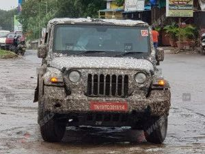 2020 Mahindra Thar India Reveal Likely On August 15 Launch Expected By October 2020