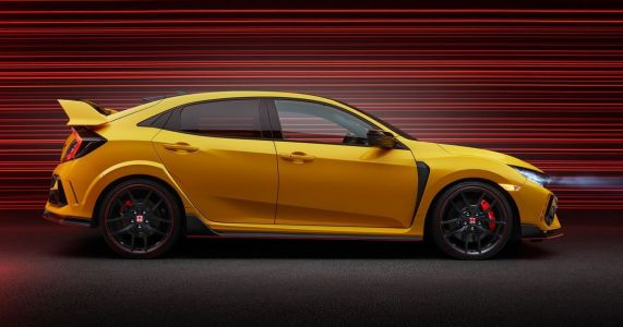 The Honda Civic Type R Limited Edition Is £40,000
