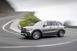 2020 Mercedes-Benz GLE SUV India Launch In January 2020 To Be Priced From Rs 90 Lakh