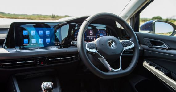 Huge In-Car Touchscreens Are A Distracting Problem We Need To Solve Now
