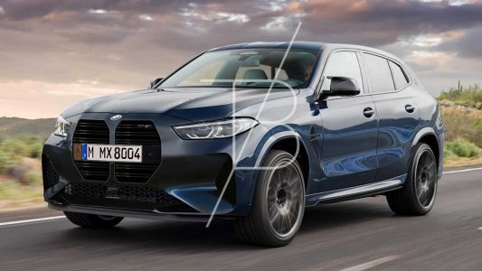 Will The BMW X8 M Look Like This?
