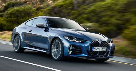 The New BMW 4-Series Is Here And We're Already Used To The Big Face