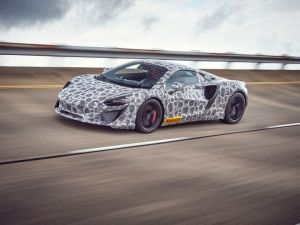 McLaren Teases New Hybrid Supercar For Early 2021