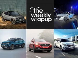 Top 5 Car News Of The Week Mercedes-Benz EQC Unveil Jeep Compass Diesel Automatic Kia Carnival MG ZS EV Launch dateTata Updates And More