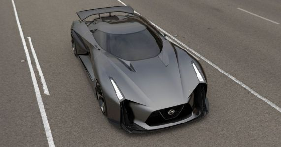 It'll Be Years Before The New 'R36' Nissan GT-R Arrives