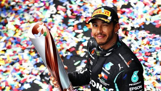 Lewis Hamilton To Be Knighted Says New Report