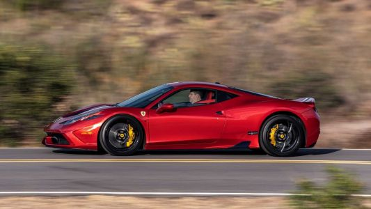 Bulletproof Ferrari 458 Speciale Performance Unchanged