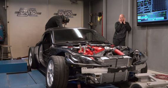Watch A Toyota GR Supra Engine Dyno At 750whp With A Modest Tune