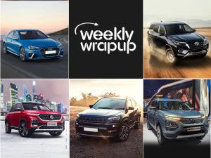 Top Car News India 2021 Toyota Fortuner Facelift Refreshed Audi A4 MG Hector 2021 Updated Jeep Compass And Tata Safari