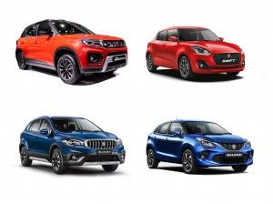 Diwali Offers 2020 Maruti Suzuki Rolls Out Festive Season Offers On Swift Wagon R Baleno S-Cross And Others For October