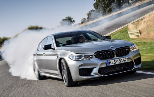 Next-gen BMW M5 Rumoured To Pack Bugatti Veyron Levels of Power