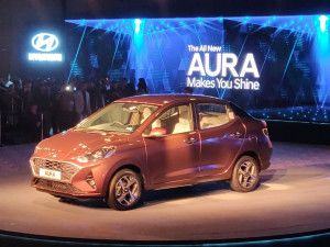 2020 Hyundai Aura Launched In India At Rs 580 Lakh Will Rival Maruti Dzire Honda Amaze and Ford Aspire