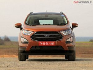 2020 Ford EcoSport BS6 Variants Explained