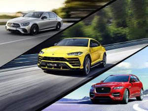 Luxury Car Sales In India For FY21 Lamborghini Mercedes-Benz Volvo Audi And More