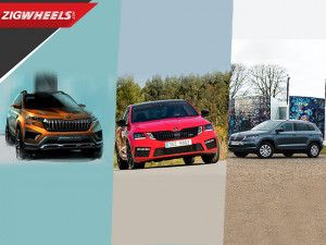 6 NEW Skoda Cars You MUST Check Out Auto Expo 2020