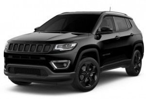 Jeep Compass Night Eagle Edition Launched In India At Rs 2014 Lakh