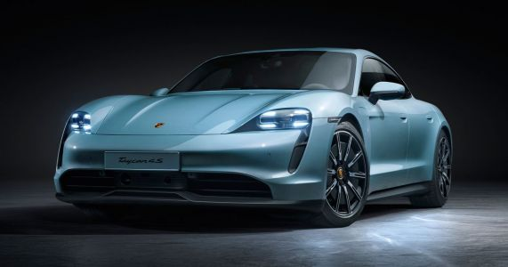 The Porsche Taycan 4S Is A 523bhp EV For The Price Of A Base 911
