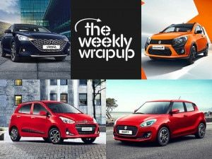 Top 5 Car News Of The Week Hyundai Venue BS6 Diesel Grand i10 BS6 Launched Maruti Suzuki Swift DualJet Coronavirus Updates BS4 Deadline Extension And More