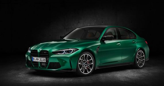 New BMW M3 And M4 Competition Revealed With 503bhp, Optional AWD And Drift Mode