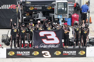 Austin Dillon is 16/1 to win 2021 Food City Dirt Race at Bristol