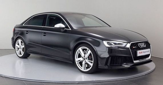 A Nearly Half-Price Audi RS3 Saloon Is A £32,500 Way To Play It Cool