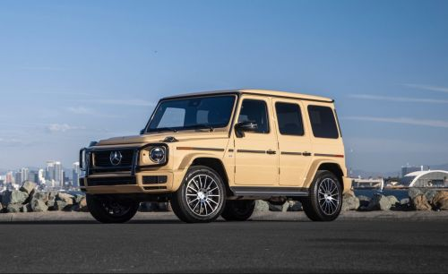 Electric Mercedes G-Class Confirmed