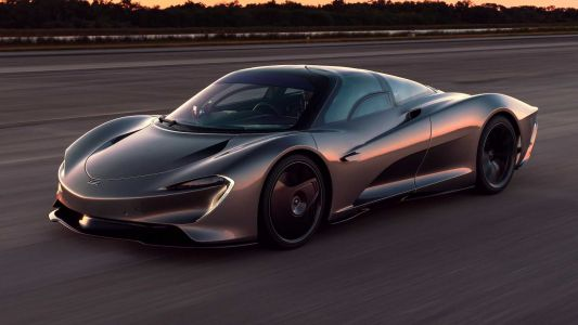 McLaren Speedtail Is Now Fastest McLaren Ever After Hitting 250 MPH During Testing