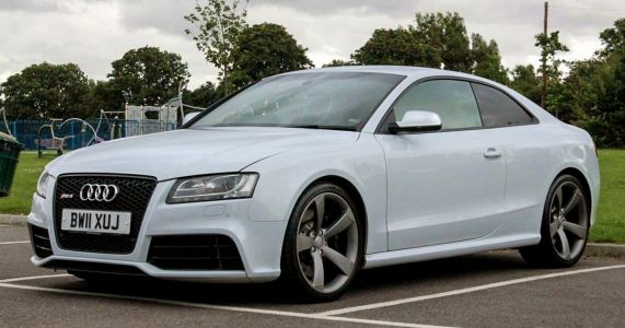 A V8 Audi RS5 Is A Slice Of German Muscle For The Price Of A Fiesta