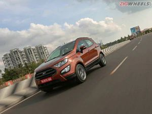 2021 Ford EcoSport SUV Launched At Rs 799 Lakh Priced Lower Than Before