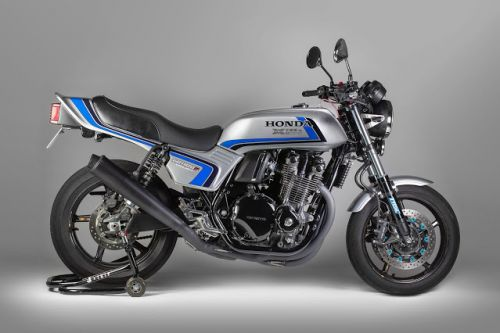 Honda CB 1100 F Project by With Me