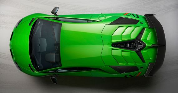 Lamborghini Aventador SVJ Recalled For Potentially Ejecting Engine Cover