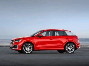 Audi Q2 SUV Launched In India At Rs 3499 Lakh
