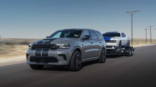 2021 Dodge Durango SRT Hellcat Revealed As Most Powerful Production SUV In The World