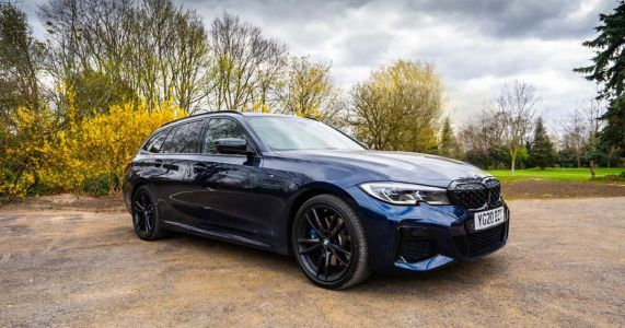 Say Hello To 'My' New BMW M340d Touring