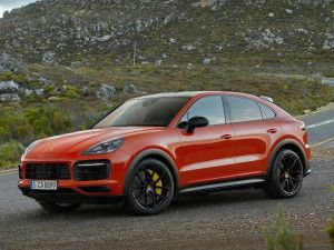 Porsche Cayenne Coupe Launched In India In Detailed Images