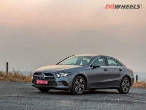 Mercedes A-Class Limousine Launched At Rs 3990 Lakh Rivals BMW 2 Series Gran Coupe