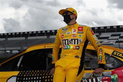 Kyle Busch is 9/2 to win third Brickyard 400