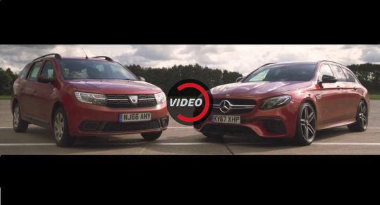 Is A £90k Mercedes-AMG E63 S Really 10 Times Better Than A £9k Dacia?