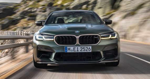 The £140k BMW M5 CS Has 626bhp And A Power Bulge