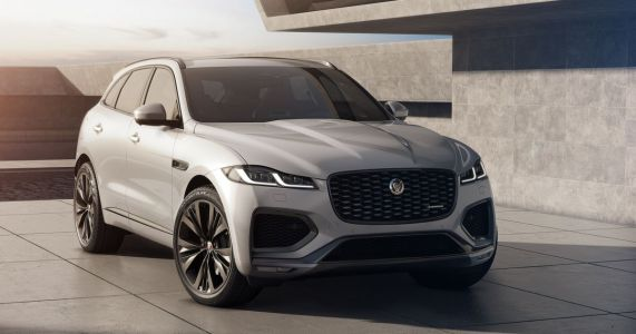 The Tweaked Jaguar F-Pace Has A New 400bhp Straight-Six