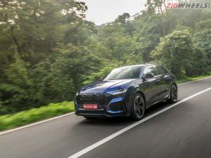 Audi RS Q8 Road Test Review