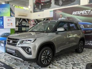 Toyota Urban Cruiser Deliveries Commence