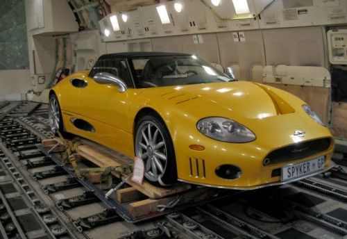 New Investment Has Saved Spyker