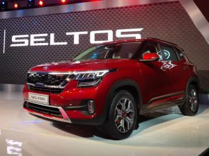 Kia Seltos Launched In India At Rs 969 Lakh