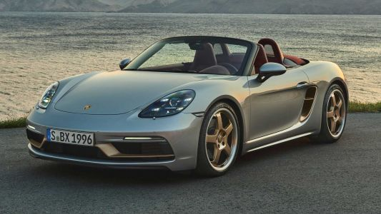 Porsche Celebrate 25 Years of Boxster With the Boxster 25 Years Limited Edition