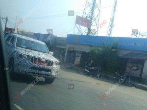 Next-gen Mahindra Scorpio To Be Called The Scorpio Sting