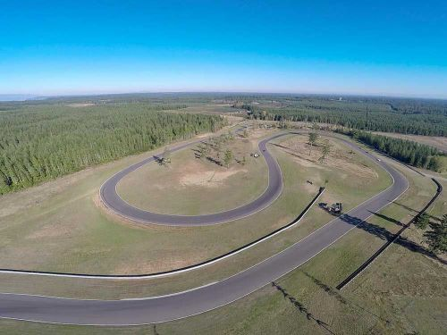 Pacific Northwest Racetrack Makes It To The Big Leagues