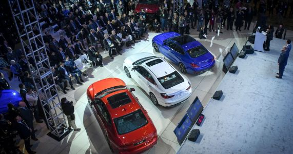 Detroit Auto Show To Be Cancelled As Venue Prepares For Field Hospital Transformation