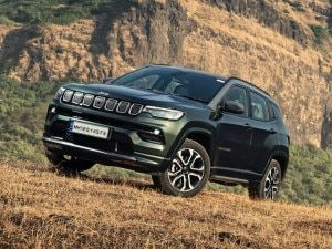 2021 Jeep Compass Facelift India Launch On January 27