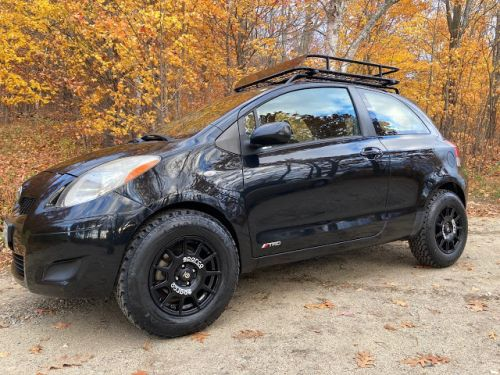 Subcompact Showcase: Jake Brown's Lifted Toyota Yaris